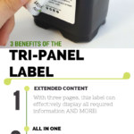 Tri-Panel Label Overview